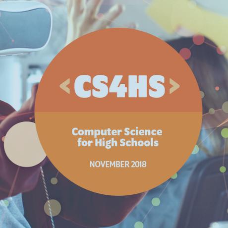 CS4HS 2018