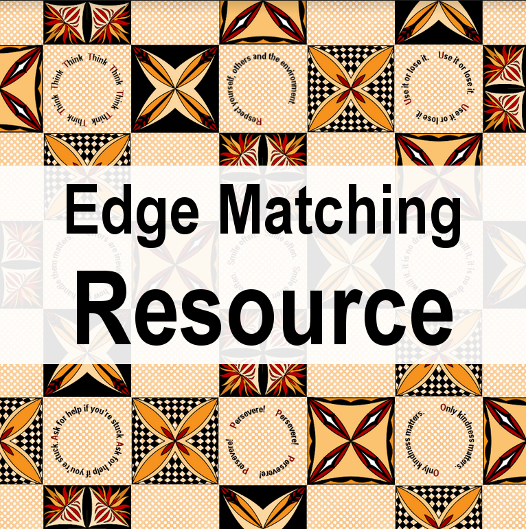 Edge Matching Puzzles