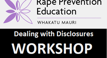 Dealing with Disclosures (workshop)