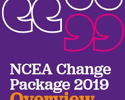 Professional Reading: NCEA Change Package (T2W9)